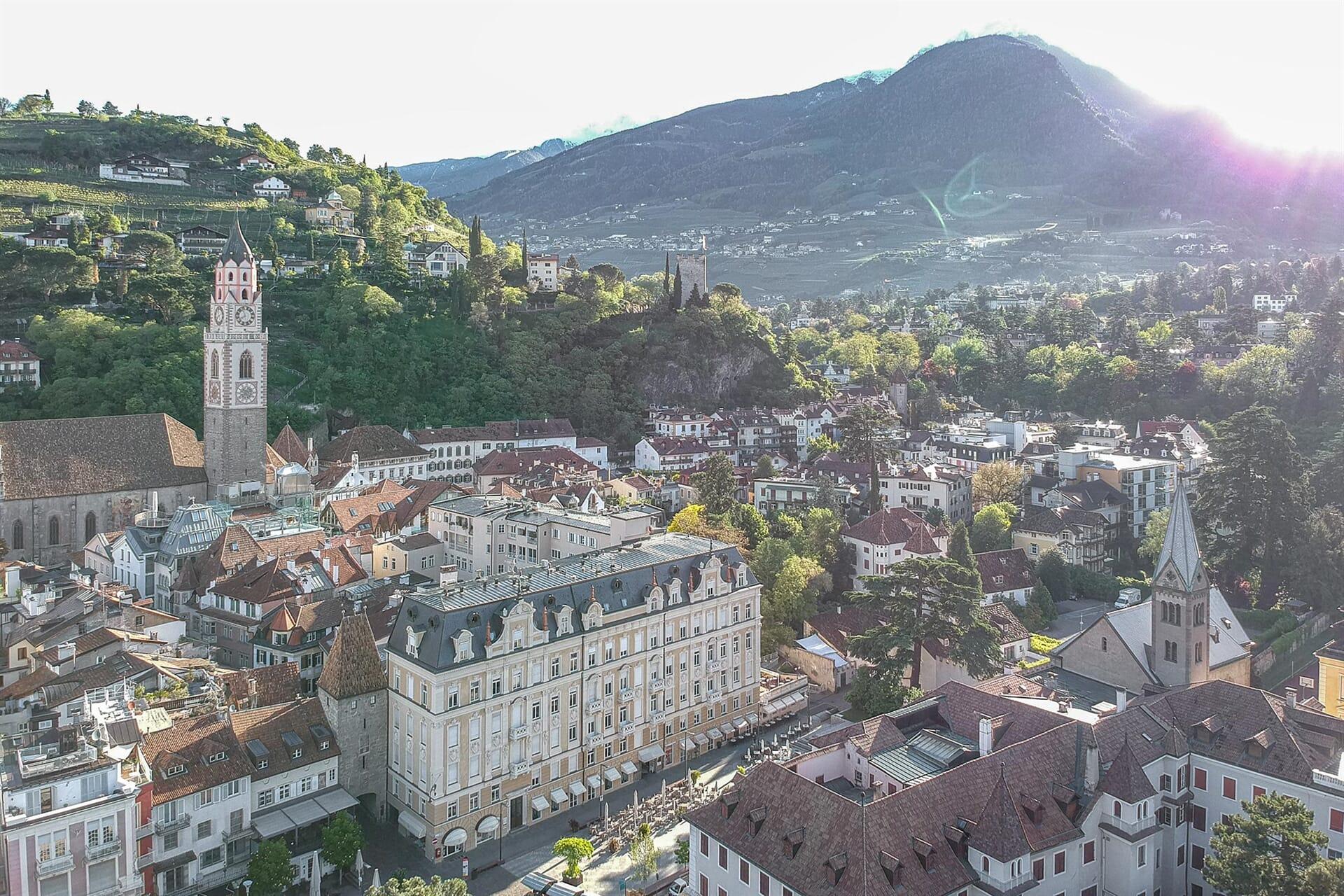 Vieni a scoprire le bellezze dell'Alto Adige: Merano luogo di relax e natura
